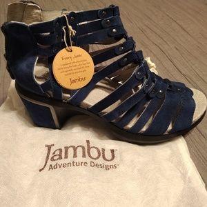 Jambu Sugar Too Wedge Bootie Sandal